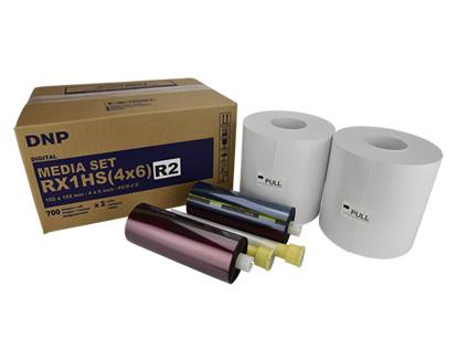 DNP DS-RX1HS - 10x15 (PERFURADO)