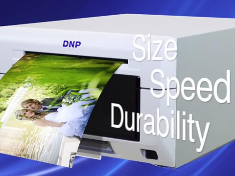 DNP DS620A - Presentation
